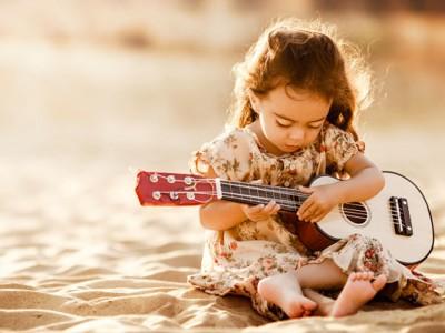 烏克麗麗 05.C大調烏克麗麗「單音歌曲」練習