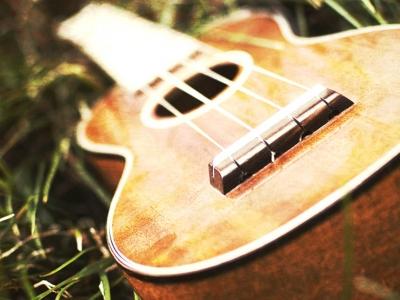 「F大調」烏克麗麗「7個」常用和弦