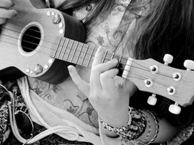 烏克麗麗「主音在第4(G)弦」和弦指型推算法