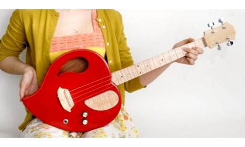 烏克麗麗「戀愛ING」彈唱教學-五月天