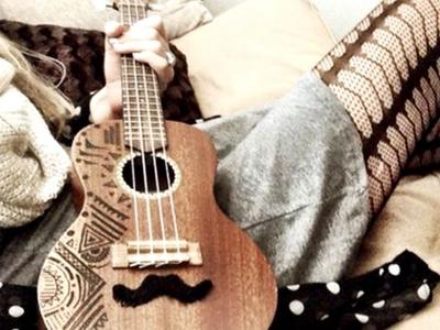烏克麗麗 23.流行歌曲「彈唱刷法」Part.4