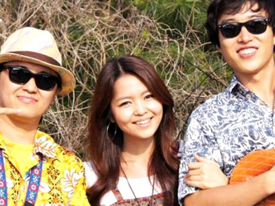 UKULELE PICNIC (韓國第一支專門以烏克麗麗作為樂器來彈奏的獨立樂團)