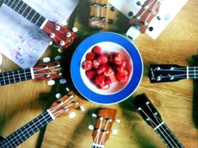 烏克麗麗常用「20個和弦」按法圖解強化版
