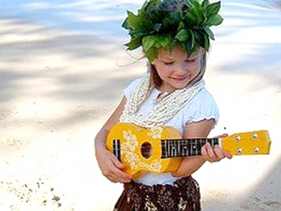 「寶貝」烏克麗麗單音歌曲練習